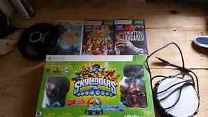 Xbox 360 and wii game