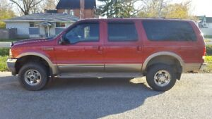 2000 Ford Excursion *Clean Truck*