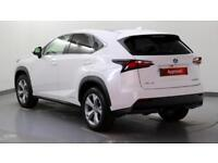 2015 Lexus NX 2.5 Premier Petrol/Electric Hybrid white Automatic
