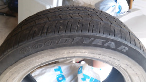 Used Goodyear 205/55/16