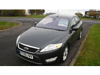 Ford Mondeo 1.8TDC Sport(60 plate) Alloys,Air Con,Cruise,Sat Nav,Full History