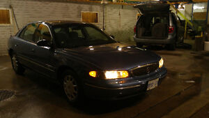 MUST SEE..!  1998 Buick Century Custom Only 74.000 km