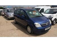 VAUXHALL MERIVA ENJOY CDTI 16V ** GREAT CONDITION ** 2004 Diesel Manual in Blue