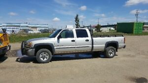 PROJECT - 2004 GMC 2500 Crew Cab Long Box