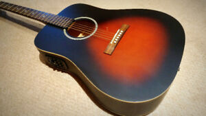 Recording King Acoustic Electric - $265