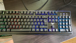 Entry Level PC gaming Keyboard + Mouse