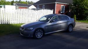 2011 BMW 3-Series 335 xi Berline