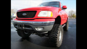 Ford truck lift-kits available at great prices