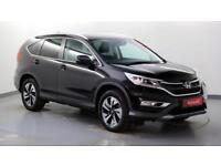 2017 Honda CR-V 2.0 i-VTEC EX Petrol black Automatic