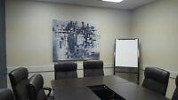 Shared office space for rent in St. Boniface