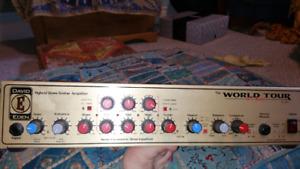 Eden WT800 bass amp