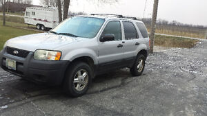 2004 Ford Escape Other