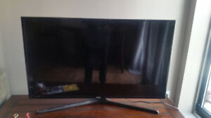 42'' Samsung Flat Screen Smart TV.