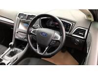 2016 Ford Mondeo 2.0 TDCi Titanium 5dr Manual Diesel Hatchback