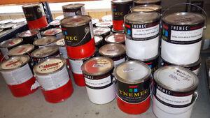 Metal Paint / various colors / $25 per can