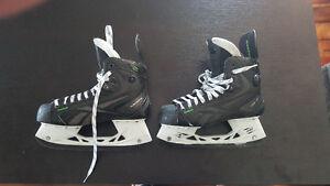 Various hockey skates and sticks Regina Regina Area image 2