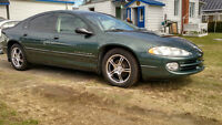 2000 Chrysler Intrepid Berline