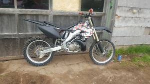 2003 cr250 with registration