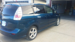An excellent car for family MAZDA 5!