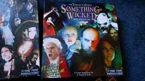A Touch of Evil board game + Something Wicked, Heroes Pack 1&2 St. John's Newfoundland image 3
