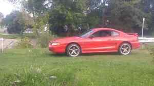 95 Ford Mustang GT