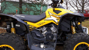 2014 can am renegade 800 xxc