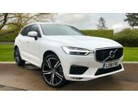 2018 Volvo XC60 D4 R Design Pro AWD Auto Nav Automatic Diesel 4x4