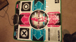 Dance star foot pads for ps2 OBO