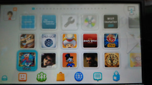 Nintendo Wii U Modding + Over 250 Titles to be installed