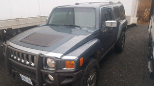 2006 Hummer H3 Loaded 179 kms Possible Trade for Classic Car