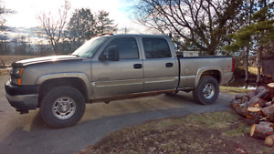 2003 2500 hd for sale