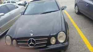2002 Mercedes Benz CLK430 CLK - Part Out / Parting Out