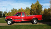 1996 Ford F 250 4x4 Supercab Factory Mint Won't Find Another