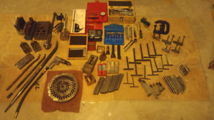Toolmaker Tool Collection & Cabinet