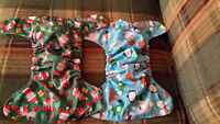 Squish Bottoms Cloth Diapers