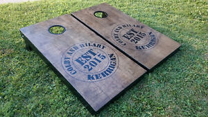 Hand Painted Beanbag Toss Game Kitchener / Waterloo Kitchener Area image 1