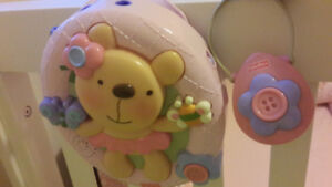 jouet musical pour dodo Fisher price