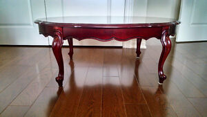 Couch Loveseat Coffee table set Kitchener / Waterloo Kitchener Area image 6