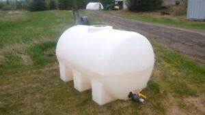 Water/Chem Tank, Marmit Plastic, 500 gallon,