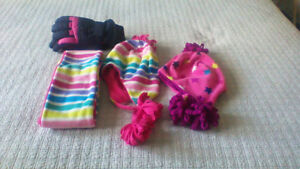 Childrens Place Hats and Kombi winter gloves