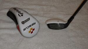 TaylorMade Rescue 16o and 19o Hybrids for sale