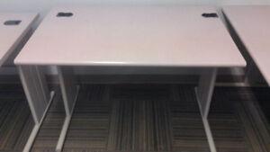 5 matching computer desks