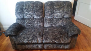 Comfortable LazyBoy Two-Seater Couch