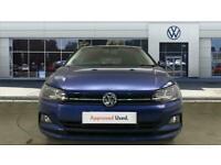 2020 Volkswagen Polo 1.0 TSI 95 Match 5dr Petrol Hatchback Hatchback Petrol Manu
