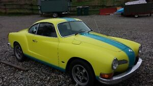 1972 Karmann Ghia for Sale or Trade