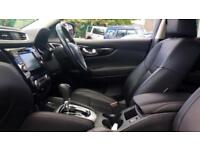 2014 Nissan Qashqai 1.6 dCi Tekna Xtronic Automatic Diesel Hatchback