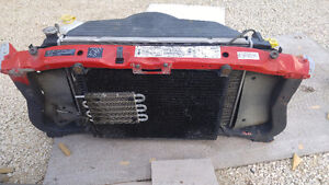 '98 Dodge Ram Rad cradle complete with Radiator and more.