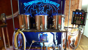 Electric Brewery ( 10gal / 40 l batches)
