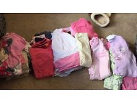 Girls 6-12 months clothes bundle