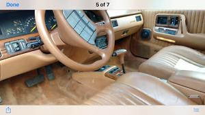 1991 Pontiac Bonneville sse (RARE)